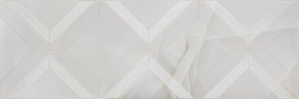 Marmoroptik Dekor Grau 30x90 cm
