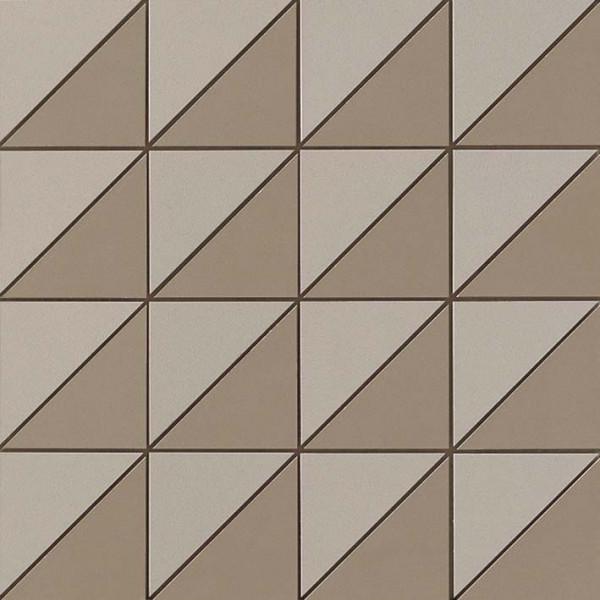 Mosaik Triangle Greige 30,5x30,5cm