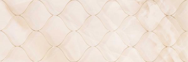 Marmoroptik Dekor Beige 30x90 cm