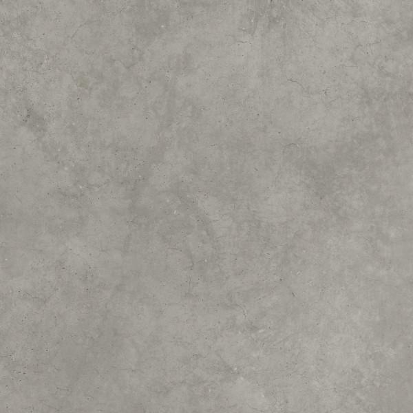 Betonoptik Zementgrau 120x120cm