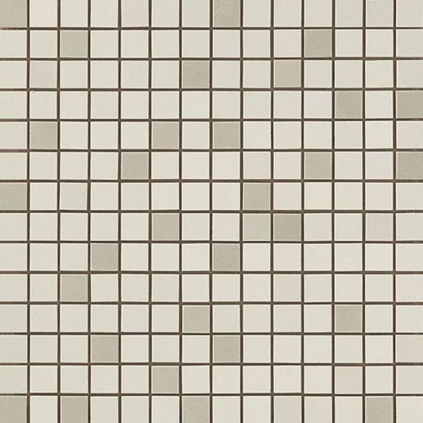 Mosaik Square Hellgrau 30,5x30,5cm