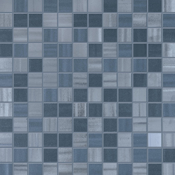 Wandmosaik Blue 30,5x30,5cm