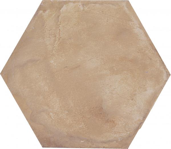 Terra Ocra Sechseck 25x21,6cm