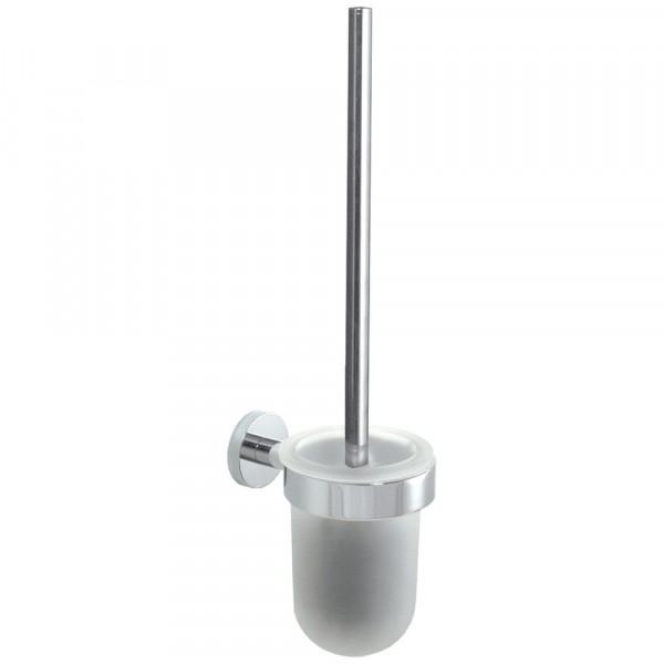 WC-Wandgarnitur chrom