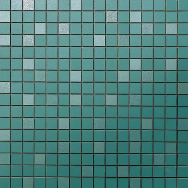Mosaik Square Türkis 30,5x30,5cm