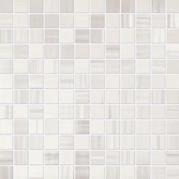 Wandmosaik Weiss 30,5x30,5cm
