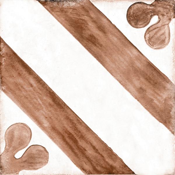 Vintagefliese Pozzano 20x20 cm