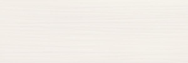 Wandfliese Weiss strukturiert 25x75cm