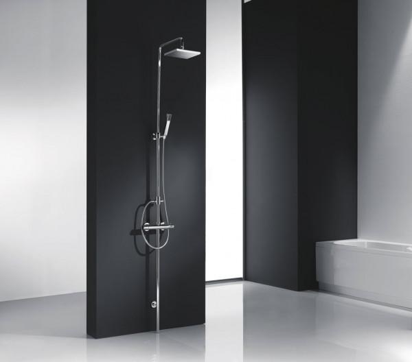 Duschsäule mit Thermostat