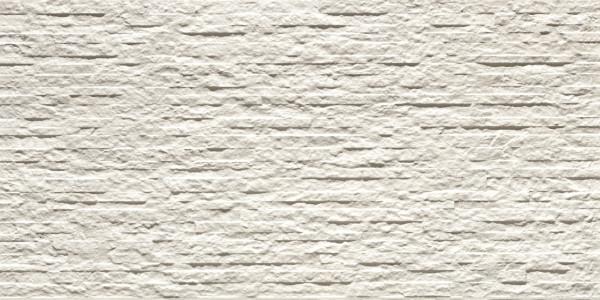 Steinoptik Muretto Bianco 30x60cm