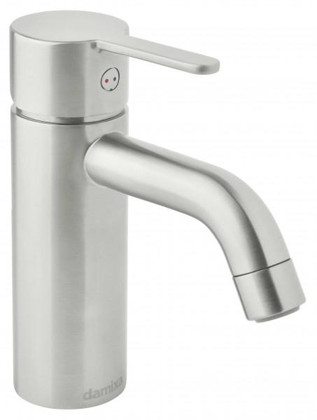 Waschtischarmatur Sil Stahl PVD small