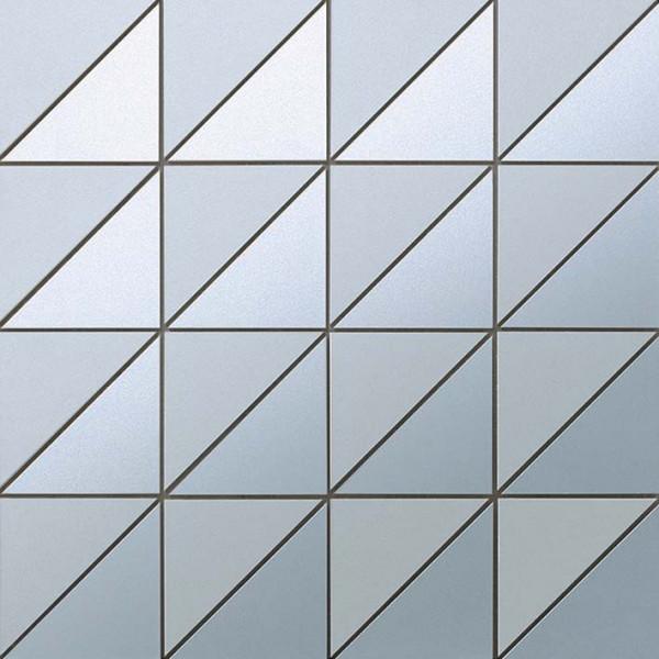 Mosaik Triangle Hellblau 30,5x30,5cm