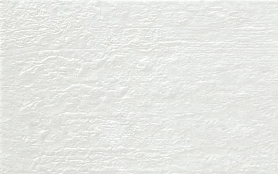 Wandfliese Weiss strukturiert 25x40cm