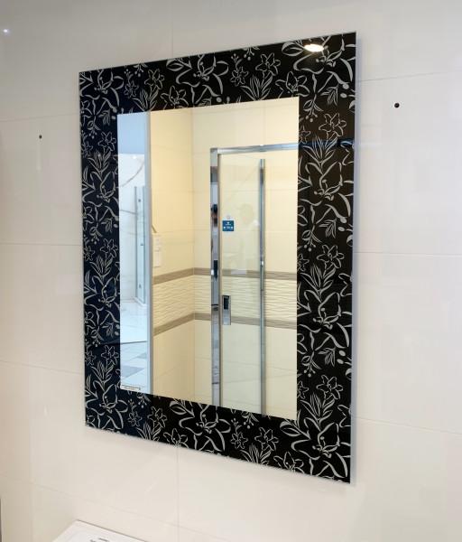 Wandspiegel Flores 60x80 cm