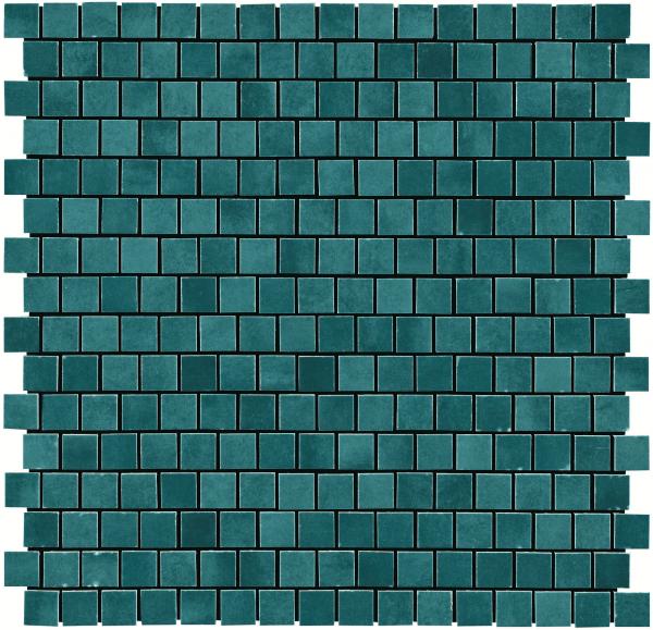 Mosaik 30OT dunkelgrün 30x30cm