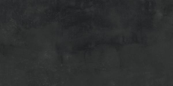 Betonoptik Schwarz 40x80cm