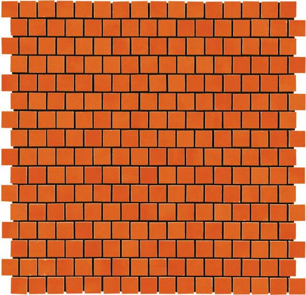 Mosaik 30O orange 30x30cm