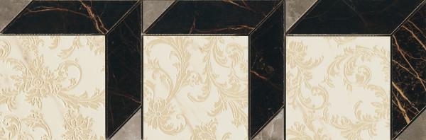 Versace Marble Cube Mosaik Dekor 19,5x58,5cm