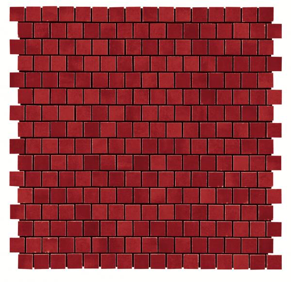 Mosaik 30R rot 30x30cm