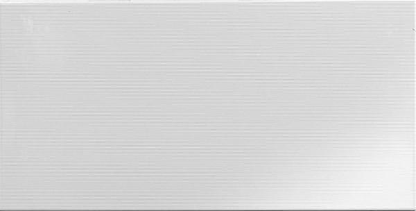 Wandfliese Bianco 25x50cm