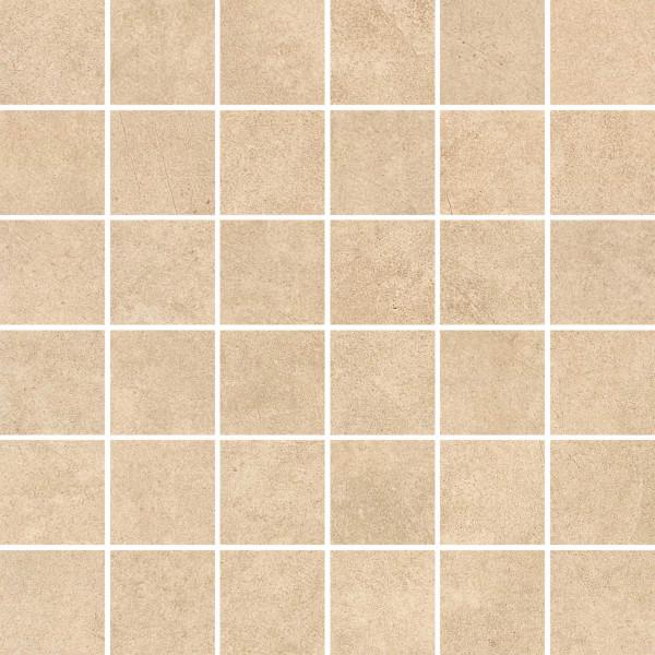 Steinoptik Mosaik Beige 31x31cm