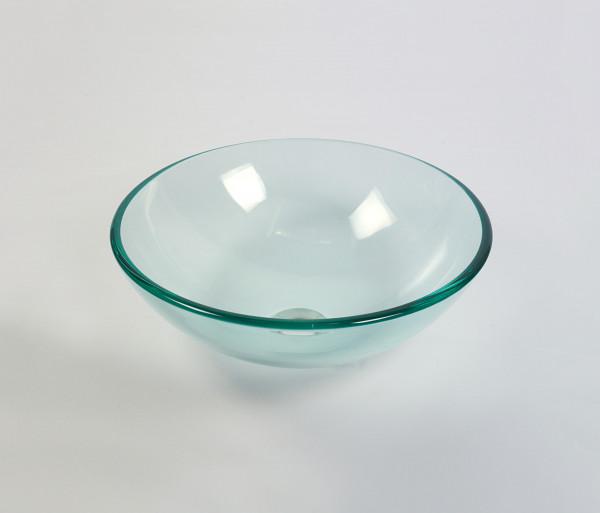Waschtisch Glas 42x42cm NIP