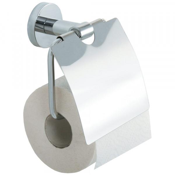 WC-Papierhalter zum kleben oder schrauben