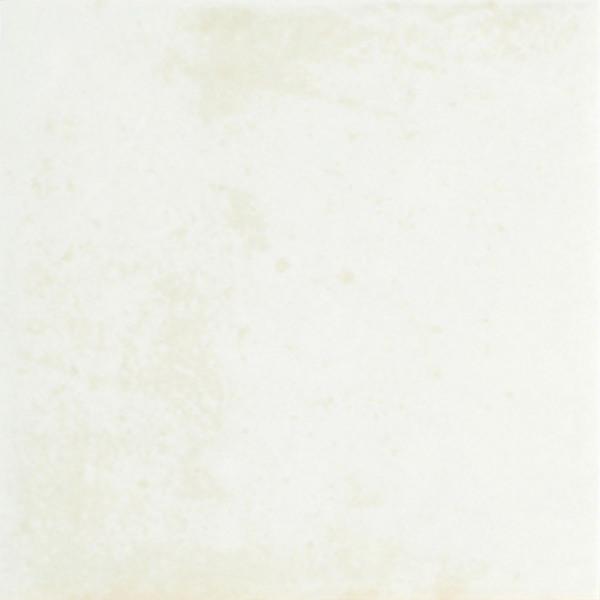 Rustikaloptik Wandfliese Weiss 20x20cm