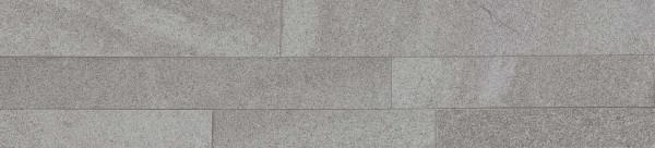 Steinoptik Wandverblendung Dunkelgrau 10,5x45cm