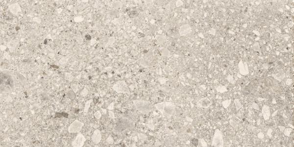 Steinoptik Weiß 40 x 80 cm