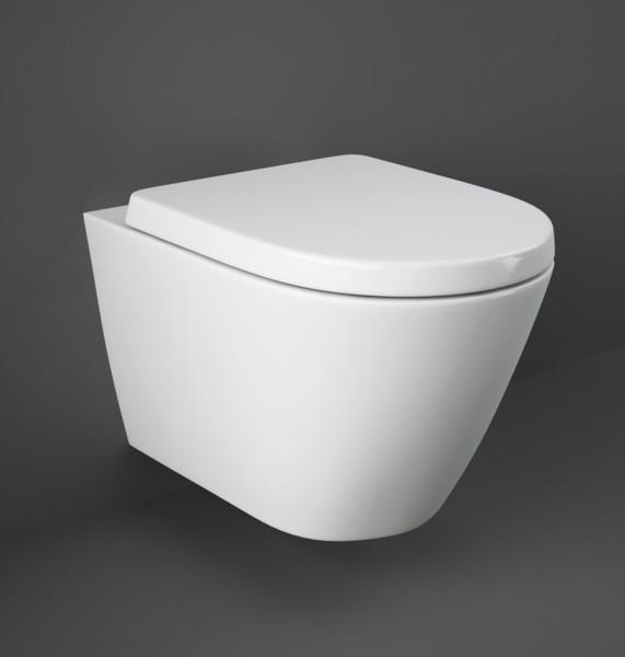 Isola Hänge-WC rimless ohne Sitz