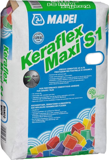 Fliesenkleber Keraflex Maxi S1 25 kg