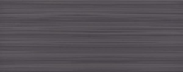 Wandfliese glänzend Asphalt 20x50cm