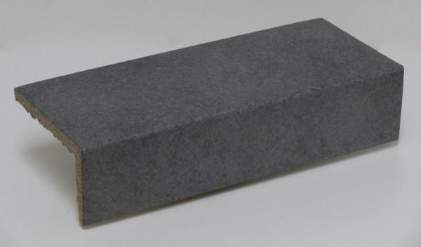 Teba Schenkel Anthrazit 31x10,5cm