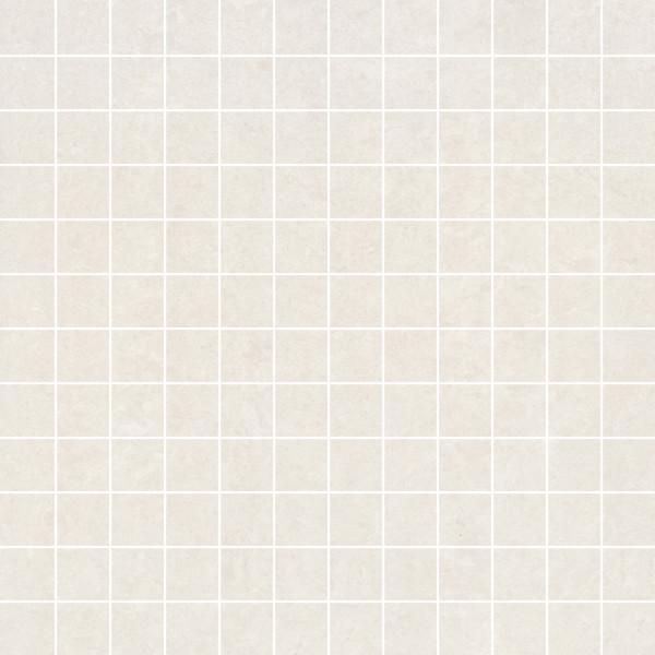 Steinoptik Mosaik Lightgrey 30x30cm