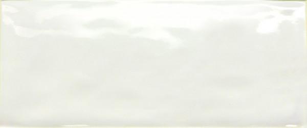 Wandfliese Weiss strukturiert 26x61cm