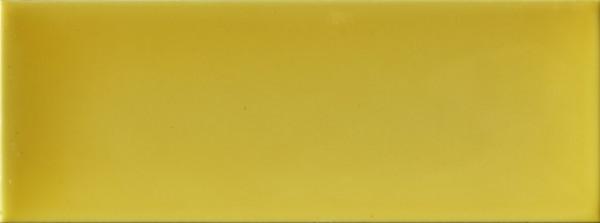 Wandfliese Gelb 12,5x33,3cm