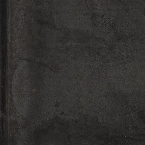 XXL Style Schwarz (N) slim 120x120cm