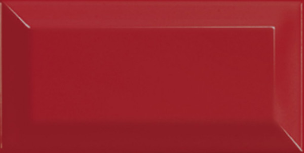 Metro rosso 7,5x15cm