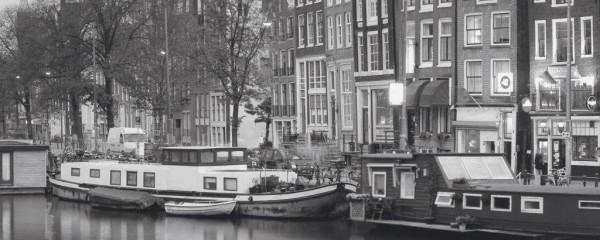 Amsterdam Glas-Dekor 3 20x50cm