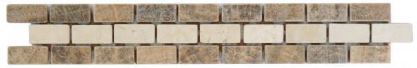Marmor-Bordüre Elser Streifen 5x30,5 cm