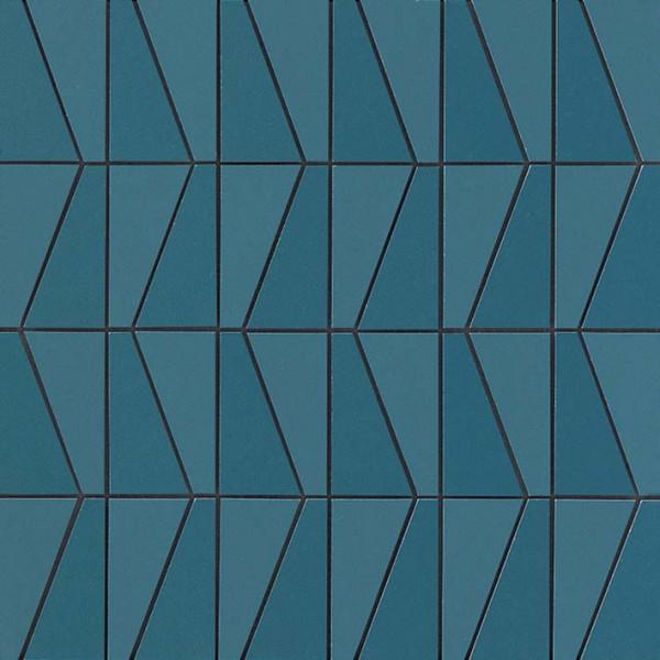 Mosaik Mix Blau 30,5x30,5cm