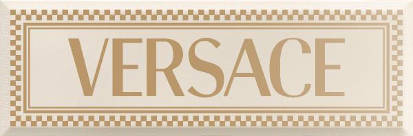 Versace Solid Gold Cream Firma 20x60cm