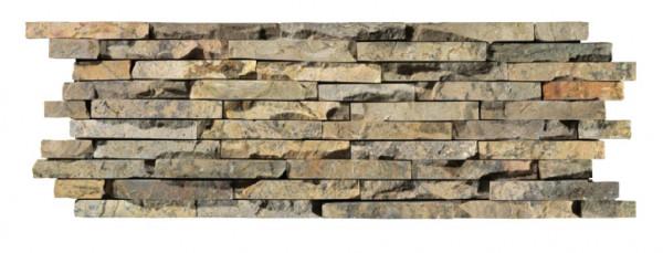 Wandverblender naturstein beige 15x45cm wand und for Wandverblender naturstein