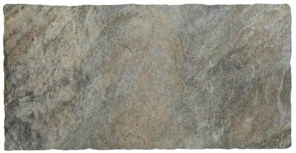 2cm Outdoor Grau/beige MIX 40x80cm