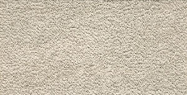 Steinoptik Dekor strukturiert Taupe 30x120 cm