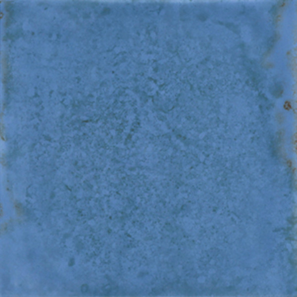 Rustikaloptik Wandfliese Blau 20x20cm