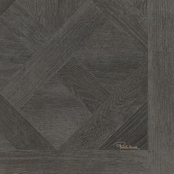 Roberto Cavalli Versailles Ebano Signatur Dekor Naturale 50x50cm