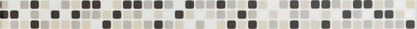 Reflex Bordüre Mosaik W Mix 4,5x90 cm