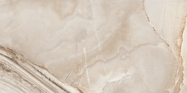 Marmoroptik Onyx anpoliert 60x120cm